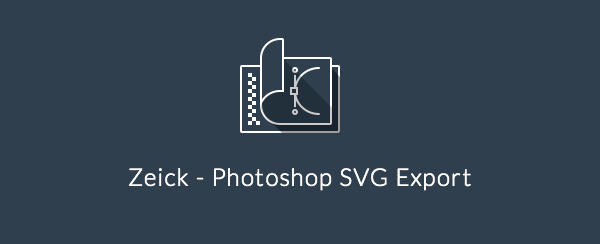 Plugin Zeick - Photoshop - Esportare SVG
